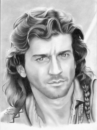 Joe Lando by peggy